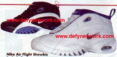 Resultado de imagen de nike flight showbiz Nike Air Flight, Nike Basketball
