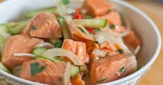 51 Ideas seafood fish recipes meals for 2019 Best Salmon Recipe, Salmon Recipes, Fish Recipes, Asian Recipes, New Recipes, Chicken Recipes, Cooking Recipes, Healthy Recipes, Ethnic Recipes