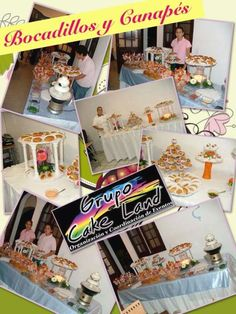 Bocadillos y canapes para eventos sociales  Barra de Bocadillos De gusto a su paladar y al de sus invitados con una exquisita Barra de ...  http://cuernavaca.evisos.com.mx/bocadillos-y-canapes-para-eventos-sociales-id-499516