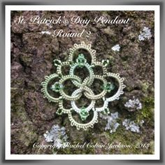 The Piney Woods Tatter: St. Patrick's Day FREE Pendant Pattern