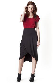 Lauren blouse Kelli Skirt