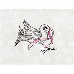 Breast Cancer Dove Tattoo Design By Narcissustattoos On Deviantart picture 12679