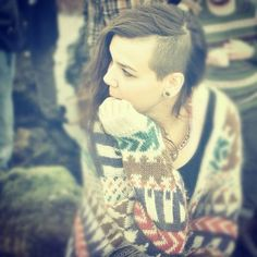 Most popular tags for this image include: of monsters and men, indie, nanna b. hilmardottir, girl and hair