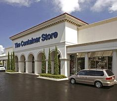The Container Store is hands down my favorite store on the planet! This is the Post Oak Blvd. location in Houston.