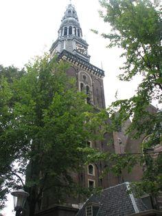 Oude Kerk, Amsterdam, The Netherlands