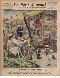 Le Petit journal illustré, 20/08/1922