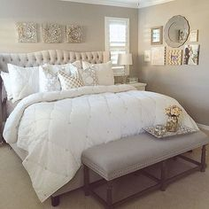 home, bedroom, and style image