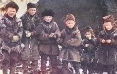 Old photos of Swedish Sami 5