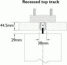recessed curtain track | bedroom | pinterest | bedrooms