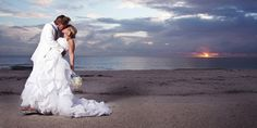 Tampa Wedding Photography: Clearwater Beach Wedding - Bonnie and Chuck