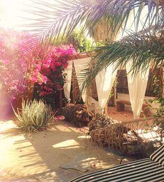korakia pensione hotel, palm springs hotel | designlovefest
