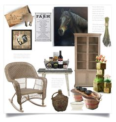 """""""'Gather' Kitchen"""" by ildiko-olsa ❤ liked on Polyvore featuring interior, interiors, interior design, home, home decor, interior decorating, Home Decorators Collection, Nicholas Newcomb, Thirstystone and HomArt"""
