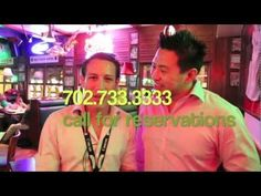 Mobilizing People Marketing (MPM) Restaurant Invasion of Mexican Restaurant Carlos' N Charlie's Las Vegas with 50+ people Best Las Vegas Mexican restaurant