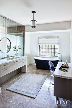 11 Things Every Master Bathroom Needs | LuxeWorthy - Design Insight from the Editors of Luxe Interiors + Design