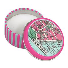 Gifts for her: New York (Mint) Lip Balm