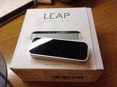 空中ジェスチャーでPCを操作できるLeap Motion