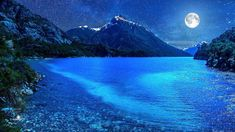 This new Relaxing Sleep Music playlist with a beautiful Nahuel Huapi lake (Bariloche, Argentina) background at night and peaceful slow relaxing music. All music rights reserved, we have the license for commercial use.