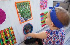 Sensory Playtime DIY | Molly Sims