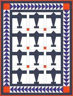 THIS PATTERN IS FOR CRIB SIZE ONLY. Please see our other listings for other sizes.Due to numerous past requests for our airplane quilt in a crib size, we are offering this pattern in a x with airplane templates and flying geese units scaled for thi. Baby Boy Quilts, Lap Quilts, Quilt Blocks, Shirt Quilts, Quilting Projects, Quilting Designs, Sewing Projects, Quilting Ideas, Airplane Quilt
