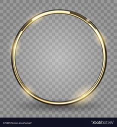 Golden metal circle, shiny metallica rounded frame isolated on transparent background , Happy Birthday Clip Art, Picture Wreath, Black And White Instagram, Gold Wallpaper Background, Wedding Album Design, Luxury Business Cards, Hello Kitty Pictures, Golden Ring, Flower Backgrounds