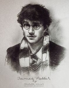 James Potter by Michelle-Winer on DeviantArt. Hugh Dancy is James Potter in Witness Protection. Fanart Harry Potter, Harry Potter Love, Harry Potter Universal, Harry Potter World, Darren Criss Harry Potter, James Potter, Garri Potter, Hogwarts, Ravenclaw