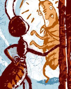 24 Meilleures Images Du Tableau La Cigale Et La Fourmi Ants