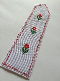 Cross stitch book markCross Stitch GiftHandmade by MarianaPandi