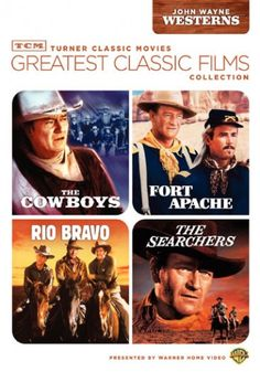 Greatest Classic Films Collection: John Wayne Westerns DVD