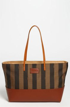 aa1d7e5bb1ac Fendi  Pequin Roll  Tote available at