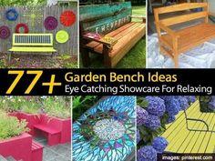 Yard Porch Patio Benches DIY