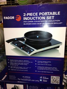 Induction Cooking Set from Fagor