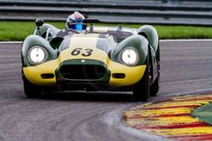 Lister Knobbly - Jon Minshaw - Stirling Moss Trophy - Spa Six Hours 2015