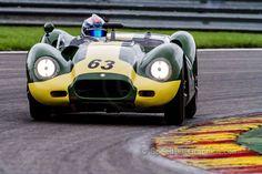 Lister Knobbly - Jon Minshaw - Stirling Moss Trophy - Spa Six Hours 2015