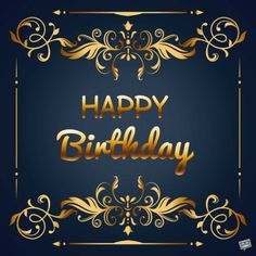 Birthday Wishes for an Elderly Person - Happy Birthday. Happy Birthday Blue, Happy Birthday Wishes Quotes, Happy Birthday Celebration, Happy Birthday Pictures, Birthday Wishes Cards, Happy Birthday Greetings, Happy Birthday Banners, Happy B Day, Elderly Person