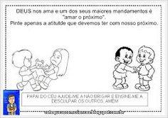 Resultado de imagem para ebd infantil atividades