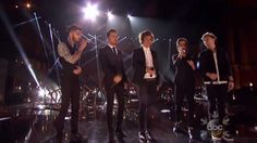 One Direction - Story Of My Life live American Music Awards 2013 AMA