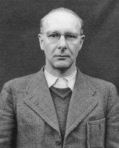 Viktor Hermann Brack was a Nazi war criminal, the organizer of the Euthanasia Program. Where the Nazi state systematically murdered physically and mentally disabled men, women and children. He was sentenced to death and hanged for his crimes in 1948. by victoria
