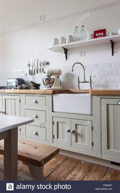 Image result for modern shaker kitchen