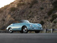 1958 Porsche 356 A Speedster by Reutter | Arizona 2016 | RM Sotheby's