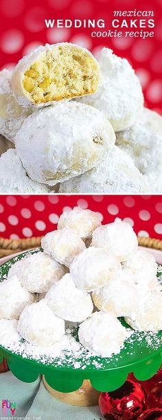 Mexican Wedding Christmas Cookie Recipes 2020 20+ Best Christmas Cookies, Christmas Baking, Easy Christmas