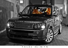 Range Rover Sport HST 2009