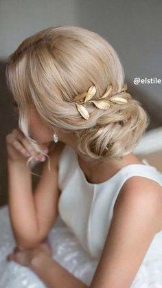 Total Schön Hochzeit Frisuren für Frauen