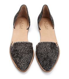 These d'Orsay flats are a total home run // Loeffler Randall ($225)
