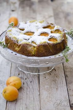 torta albicocche e pistacchi by Elisakitty's Kitchen, via Flickr