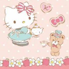 Hello Kitty x LUPICIA Tea