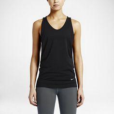Nike Dri-FIT Knit Women's Training Tank Top. Nike Store