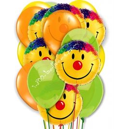 Smiles Miles Wide from 1-800-Balloons.com