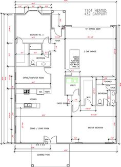 Master Suite With Large Closets Plans