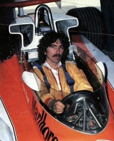 "#Harrison wrote ""Faster"" as a tribute to the Formula One racing drivers Jackie Stewart and Ronnie Peterson. Proceeds from its release went to the Gunnar Nilsson cancer charity, set up after the Swedish driver's death from the disease in 1978."