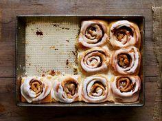Classic Cinnamon Rolls from FoodNetwork.com